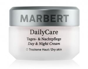 Tages- & Nachtpflege für trockene Haut