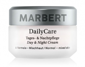 Tages- & Nachtpflege für normale Haut