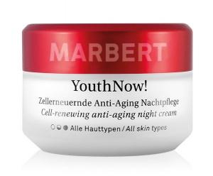 Zellerneuernde Anti-Aging Nachtpflege für alle Hauttypen