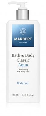 Bath & Body Classic Aqua Soft Body Milk