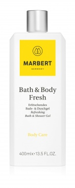 Refreshing Shower Gel
