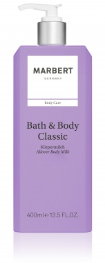 Bath & Body Classic Allover Body Milk