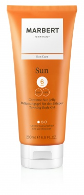Carotene Sun Jelly Body SPF 6